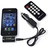 Veecome FM Transmitter and Charger for iPhone 4S, 4, 3GS, 3, iPod Touch, Classic, Nano (All Generations)