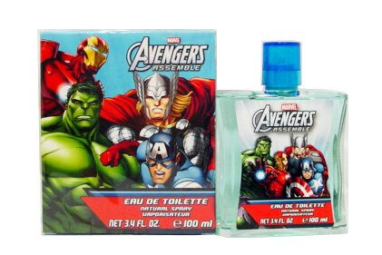 Avengers Assemble Eau De Toilette Spray 3.4 oz