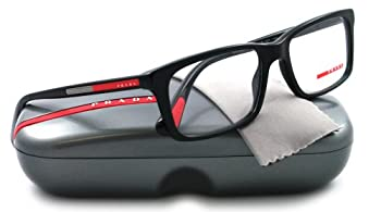 Prada Eyeglasses VPS 02C BLACK 1AB-101 VPS02C