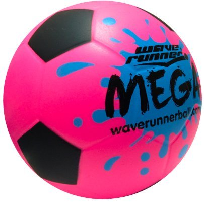 Wave Runner Sport, Soccer Ball, Pink