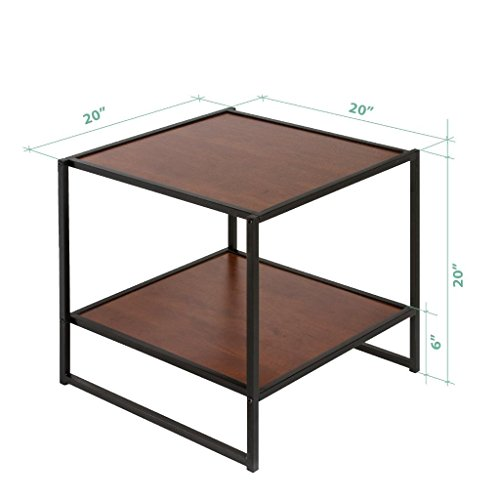 modern studio collection rectangular coffee table two square side tables 3 pcs ebay. Black Bedroom Furniture Sets. Home Design Ideas
