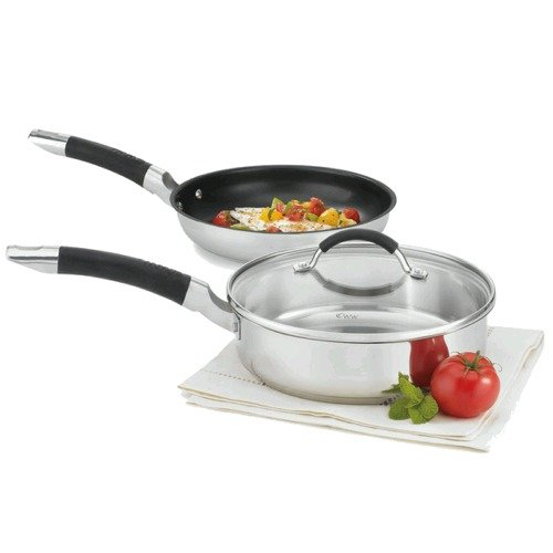 Weight Watchers WWS3-2424NS 3 Saute & Skillet Set (Weight Watchers Cookware Set compare prices)