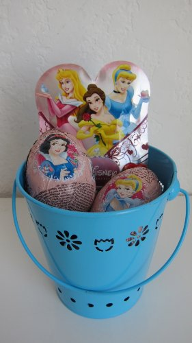 DISNEY Princess chocolate treats gift basket: – ANY OCCASION-Imported from EUROPE- NOW in USA