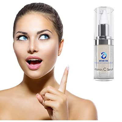 Best Cheap Deal for 10% Vitamin C Serum - Professional Anti Aging Beauty Products and Skin Care for Women & Men from Zenexis Professional Cosmeceuticals - Free 2 Day Shipping Available