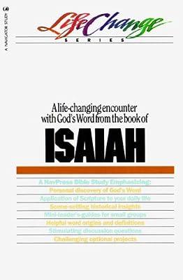 Isaiah, LifeChange Series