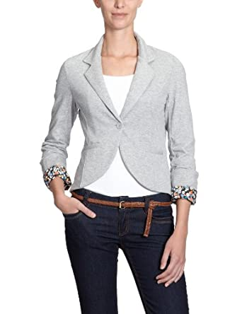 harmon baxter only damen blazer 15067489 evita jersey blazer top preis. Black Bedroom Furniture Sets. Home Design Ideas