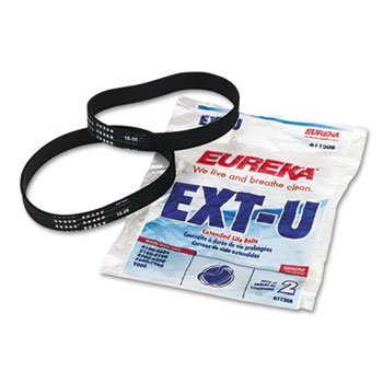 Great Features Of Eureka 61120G 2 Count Type U Vacuum Cleaner Belt