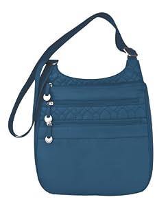 Travelon Nylon Quilted Shoulder Bag 38