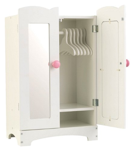 KidKraft Lil' Doll Armoire (Doll Storage Trunk compare prices)