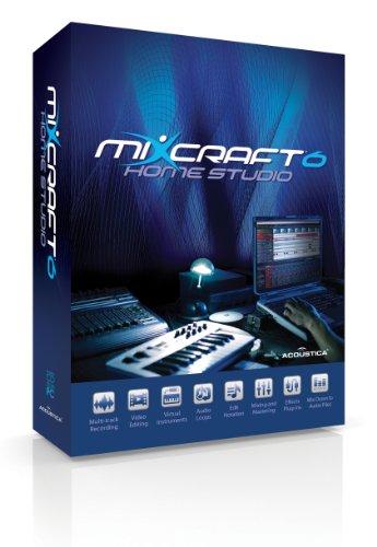 Acoustica Mixcraft 6 Home Studio