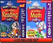 Reader Rabbit Personalized Reading & Math 4-6 Deluxe (4 CD Bundle)