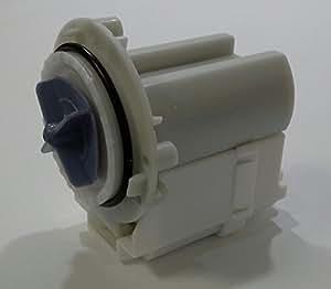 Tromm washer machine water just drain pump for Lg washing machine pump motor