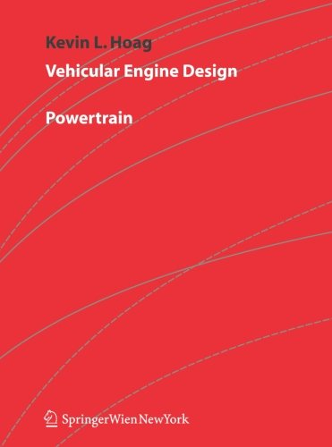 Vehicular Engine Design (Powertrain)