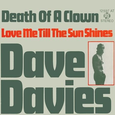 Dave Davies - Dave Davies - Death of a Clown - Zortam Music