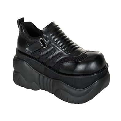 4 inch platform cyber sneaker s size shoe
