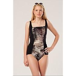 7f0df01e2b TRIUMPH Costume mare donna intero CLASSIC CHIC OP 11 (COME FOTO, Tg.52