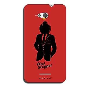 Mozine Hot Stepper printed mobile back cover for Sony xperia e4