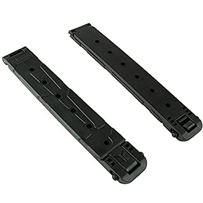 Blade Tech Industries Molle Lok Gen 3 Holster Attachment Mounting Hardware, Black