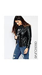 Chalk Factory Customised Womens Genuine Leather Jacket #CF_WOMENS_AF_M