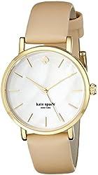 kate spade new york Women's 1YRU0073 Classic Gold-Tone Watch