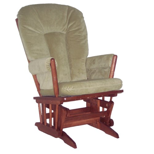 Glider And Ottoman Cushions front-162073