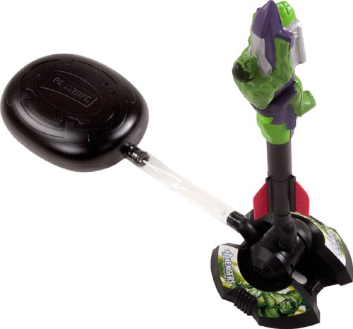 Marvel Toys Hulk Hero Launcher Action Figure - 1