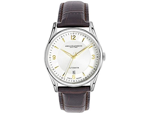 Abeler & Söhne Mens Watch Classic Automatic A&S 2667