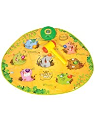 Large Electronic Whack a Mole Playmat Game Play Set