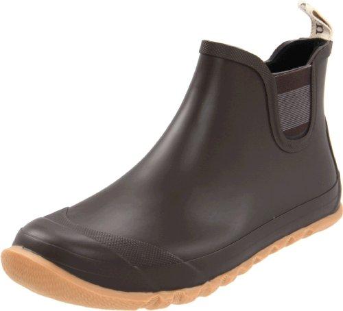 Tretorn Men's Arsta Rain Boot,Brown/Gum,40 EU/7.5 D US