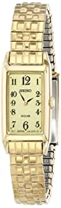 Seiko Women's SUP230 Analog Display Japanese Quartz Gold Watch