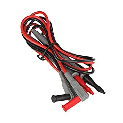 New MASTECH Multi-Purpose Testing Leads High Quality 10A Test Lead Probe 100cm for DMM Digital Multimeter & Clamp Meters