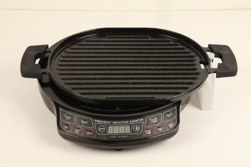Nuwave Induction Cooker ~ Nuwave pic with grill precision induction cooktop