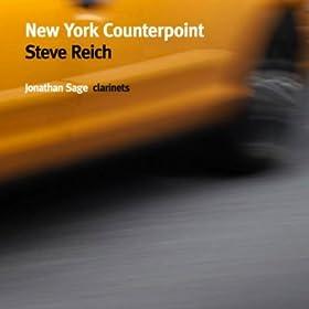 New York Counterpoint (Steve Reich)