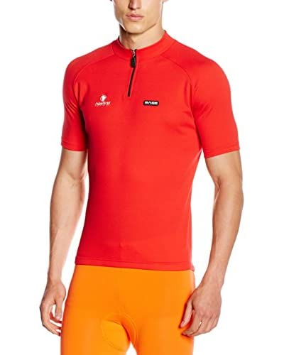 Nalini T-Shirt Manica Corta Cenka [Rosso]