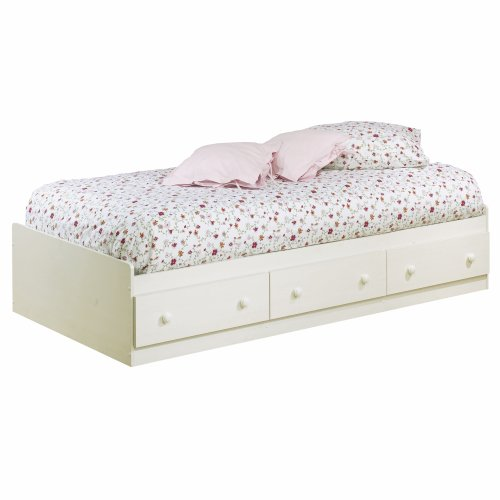 South Shore Furniture, Summer Breeze Collection, Twin Mates Bed