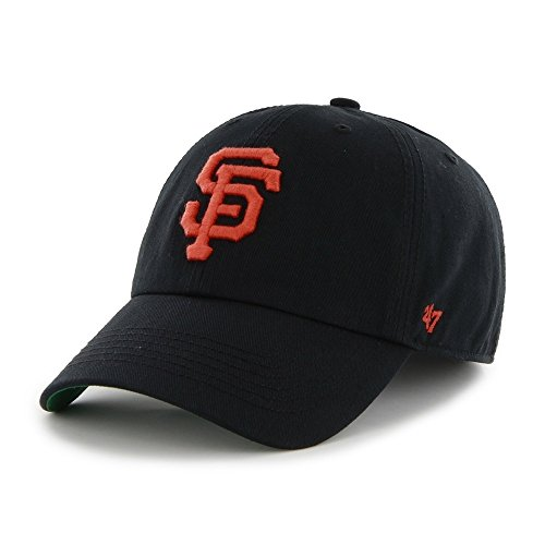 47-Brand-San-Francisco-Giants-Franchise-Fitted-MLB-Cap-Schwarz