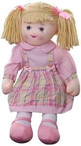 Play n Pets PNP-3382-8 Soft Doll 60cm (Large)