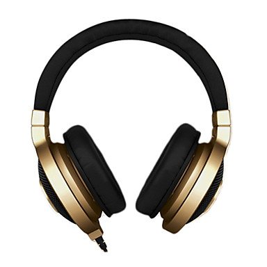 Razer Gaming Over-Ear Headphones(Gold)