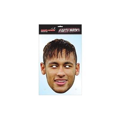 F.C Barcelona Face Mask - Neymar