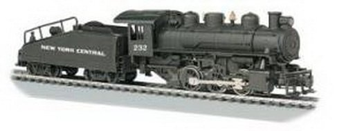 Bachmann Nyc 232 Ho Scale Usra 0-6-0 Locomotive Withsmoke And Slope Tender - Dcc On Board front-323706