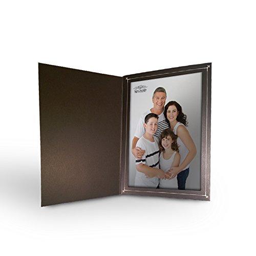 BETTER CRAFTS Cardboard Photo Folder 4x6 - Black (100) (Cardboard Photo Frame 4x6 compare prices)