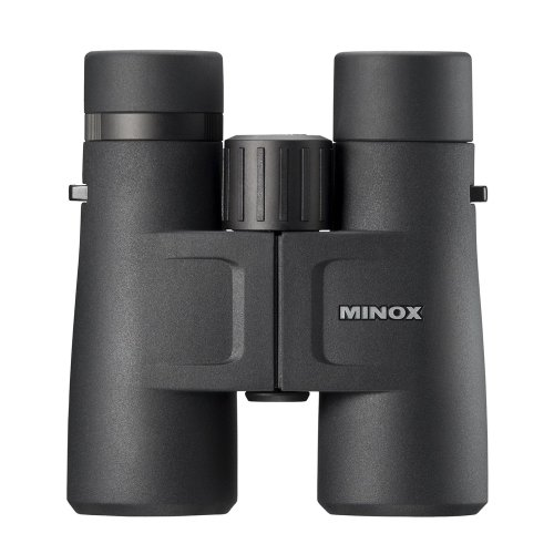 Minox Bv Ii 62028 8X42 Br Full Size Binocular (Black)