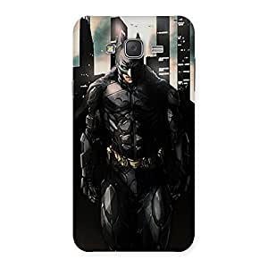 Moving Knight Back Case Cover for Galaxy J7