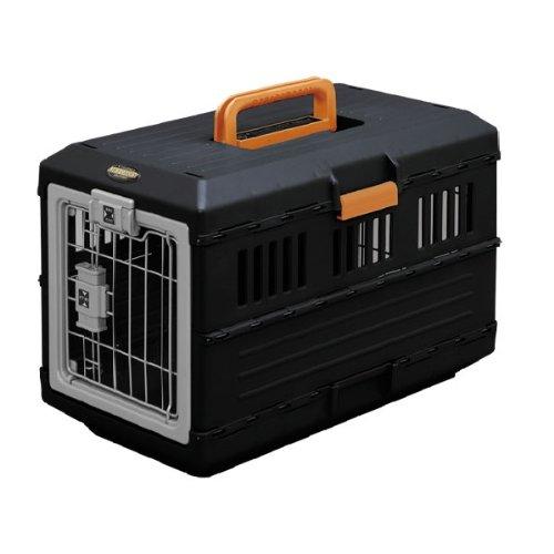 Iris Collapsible/Foldable Pet Travel Carrier, Medium front-1053803