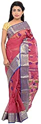 Monash Creations Phulia Tant Cotton Saree For Women
