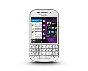 Blackberry Q10 Unlocked Cellphone, 16GB, White