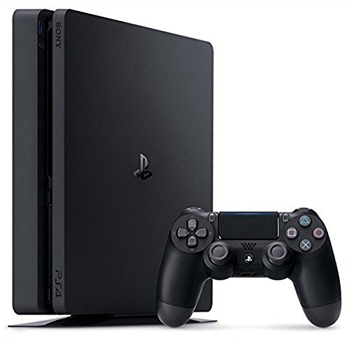 Sony PS4 Slim 500 GB Console By Amazon @ Rs.27,990