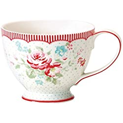 Greengate Abelone Teetasse white One Size