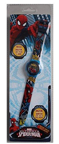 Marvel Spiderman Armbanduhr digital