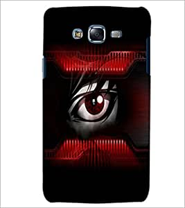 PrintDhaba Eye D-5071 Back Case Cover for SAMSUNG GALAXY J7 (Multi-Coloured)